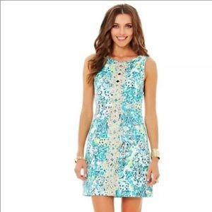 Lilly Pulitzer Ember shift dress 0